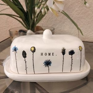 Rae Dunn Home Butter Holder